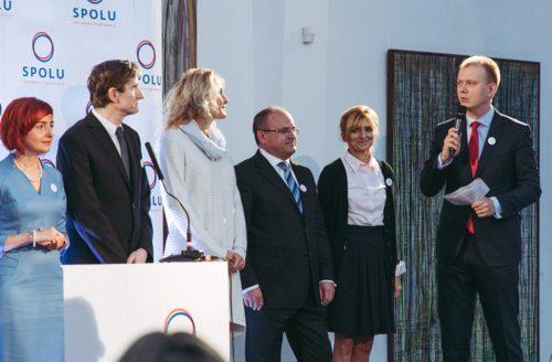 Vzniká nová politická sila SPOLU – občianska demokracia